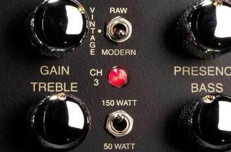 Mesa Boogie Triple Rectifier | Mesa Boogie Guitar Amplifiers | Scoop.it