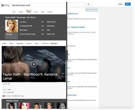 Microsoft made a better YouTube search engine than Google | Aprendiendo a Distancia | Scoop.it