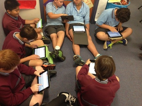 MY Student iPad Perception Survey | iPads 4 Learning @ MLP12C | Personalized learning for LA15 | Scoop.it