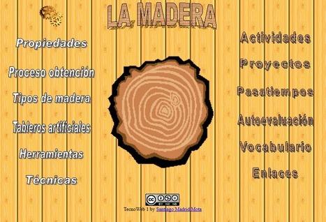 Madera | Carpintería y Tic's | Scoop.it