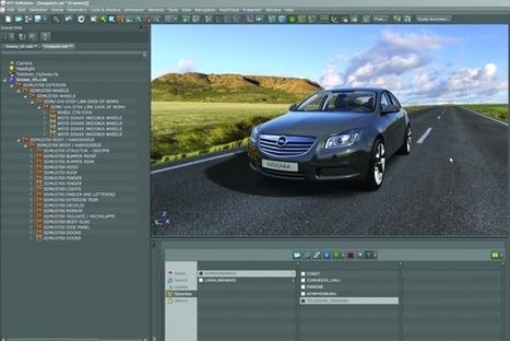 DEVELOP3D - Visualisation product guide | Infographie 3D | Scoop.it