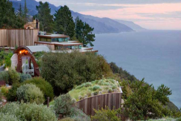Mickey Muennig Designs: Organic Architecture in Luxurious Big Sur, green fashion, green lifestyle, The Green Connoisseur | Green Design & Architecture | Scoop.it