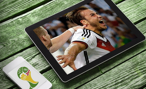 Record-Setting World Cup A Sign That Live Streaming Is Here to Stay | Envivio Inc. | Scoop.it