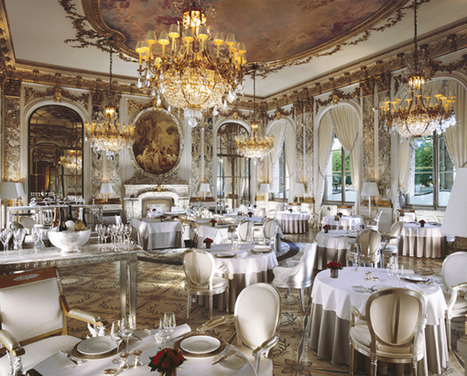 Alain Ducasse au Meurice | Epicure : Vins, gastronomie et belles choses | Scoop.it