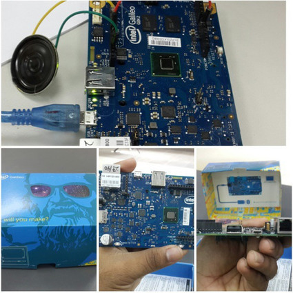 Insta-Arduino | Intel Galileo training. It was awesome but I still... | Raspberry Pi | Scoop.it