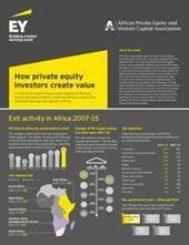 EY - Private equity activity in Africa at multi-year high | @Newslink Kusuntu Partners | Scoop.it