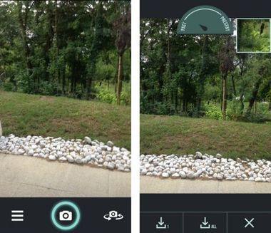 Capture : une app iPhone qui remonte le temps pour des photos ... | Applications photos sur iPhone, Android et Windows Phone | Scoop.it