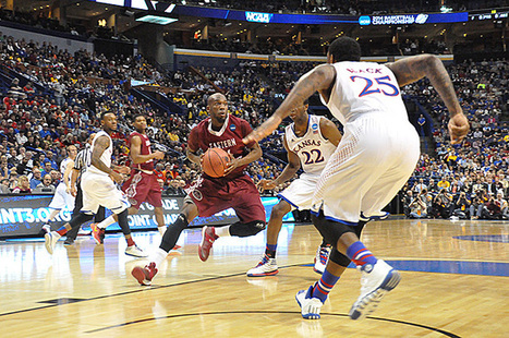 Colonels give Jayhawks a scare in NCAA tournament loss | News on News | Scoop.it