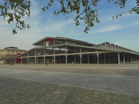 La Grande Halle de la Villette - Soundlandscapes | DESARTSONNANTS - CRÉATION SONORE ET ENVIRONNEMENT - ENVIRONMENTAL SOUND ART - PAYSAGES ET ECOLOGIE SONORE | Scoop.it