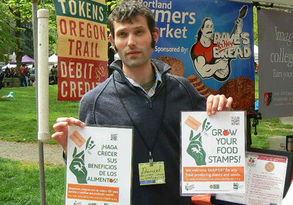 SNAP Gardens: Turning Food Stamps into Bountiful Gardens - Bread Blog | Sustainable Futures | Scoop.it