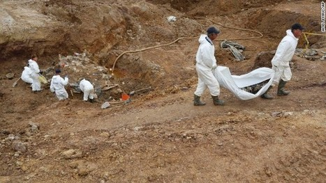 Hundreds of bodies found in Bosnia mass grave | History | Scoop.it