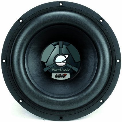 $@$  BB212D Planet Audio BB212D 12-Inch 2400 Watts 4-OHM Dual Voice Coils Max Power Handling DVC Subwoofer Planet Audio | Black Friday Marine Subwoofers 2013 | Scoop.it