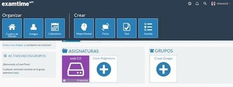 ExamTime: plataforma para el aprendizaje | educación integral | Scoop.it