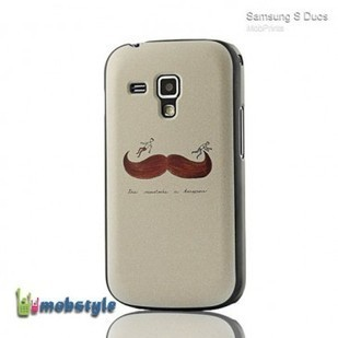 MobPrints006 - Hard Plastic Back Case for Samsung S Duos | Samsung Galaxy S Duos Cases | Scoop.it