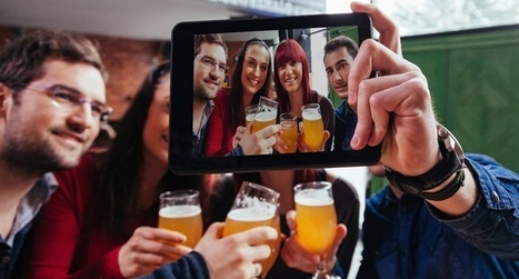 How social media brainwashes millennials into buying more expensive booze to impress their friends | Holding alcohol advertising and marketing accountable for targeting the underage and addicted | Scoop.it