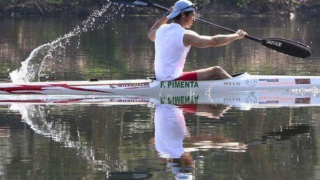 Fernando Pimenta campeão da Europa em K1 1000 | Portugal faz bem! | Scoop.it