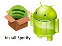 Spotify pour ICS sur Google Play - Actualité Mobile | Radio 2.0 (En & Fr) | Scoop.it