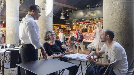 El sector de l'hostaleria es manifestarà el divendres 28 contra la reducció de terrasses a Barcelona | #territori | Scoop.it