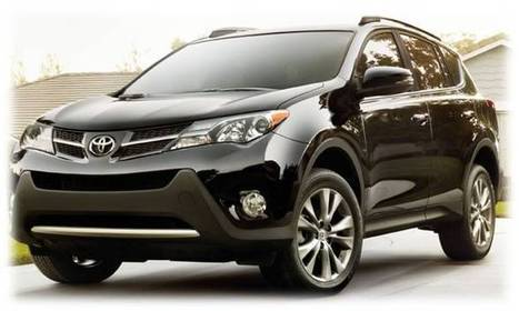 2014 Toyota RAV4 Review and Pricing | Toyota SUVs Review | Toyota SUVs Review | Cross Over SUV Club | Scoop.it