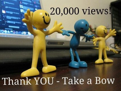 20,000 views our first 2 Months – The 3 Keys to Success « So Genius | 3tags | Scoop.it
