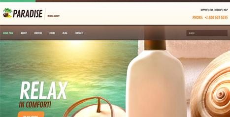 Best Responsive Travel Wordpress Themes | WordPress Responsive Themes | Scoop.it