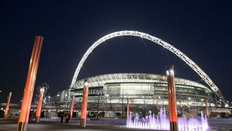 "Wembley veut être le stade le plus connecté du monde | L'information Quotidienne ""Sport & Digital"" 