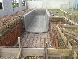 Building a luxury home pool - construction insights | Design Ideas for Backyards | Scoop.it
