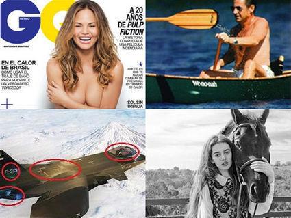 Les pires trucages Photoshop démontés | Strange days indeed... | Scoop.it