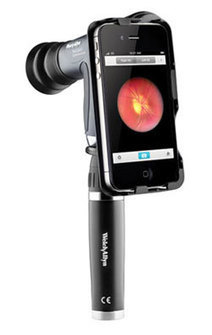 iExaminer connects your iPhone and ophthalmoscope, has telemedicine potential | Engineering The Cure | Scoop.it