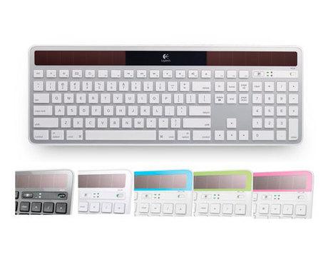 [GEEK] Logitech / 2 nouveaux claviers High-tech! - w3sh.com | CuraPure | Scoop.it
