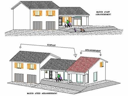 Agrandissement maison - Comment agrandir sa maison? | BricoBistro | Rénover, faire des travaux | Scoop.it