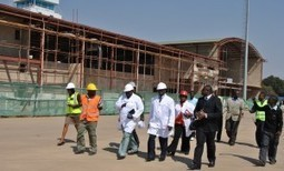Livingstone airport set to become regional showpiece | Zambia Daily ... | ATI Africa | Scoop.it