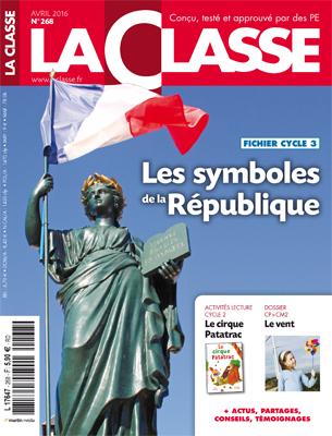 La Classe - n°268 - Avril 2016 | Les dernières revues reçues à la Bibliothèque ESPE Montauban | Scoop.it