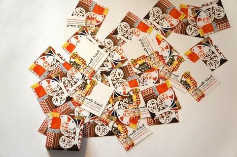 L'allumette Volante: Cartes de Visite   carte de visite mania   Scoop.it