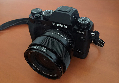 Fujifilm X-T1 + 23mm f/1.4 Lens Review | Kris Connor | Streetphotography | Scoop.it