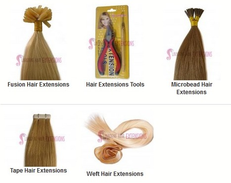 Permanent Hair Extensions Sydney | Hair Extensions | Scoop.it