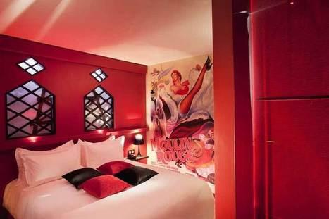 O melhor hotel romântico de Paris, o Secret de Paris | Dicas de viagem Paris | Scoop.it