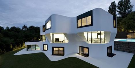 Une maison moderne de rêve - Casatypik