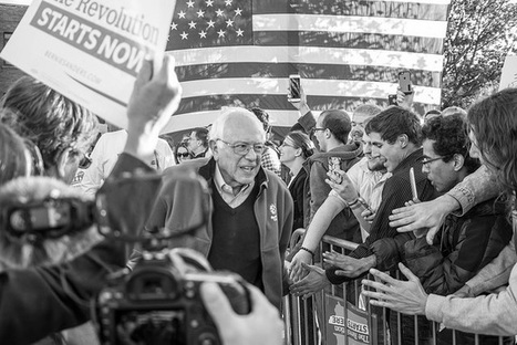 Bernie Sanders and the Limits of Electoral Politics | Citizenship Education in Schools and Communities | Scoop.it