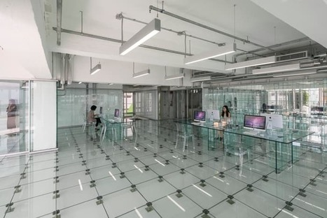 The all-glass office: For the business with nothing to hide | Real Estate Plus+ Daily News | Scoop.it