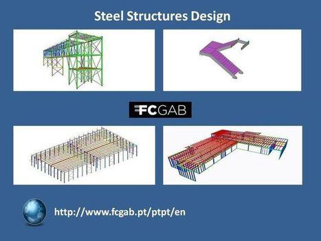 Design of Steel Structures - Fcgab.p   FCGAB - Steel Detailing   Scoop.it