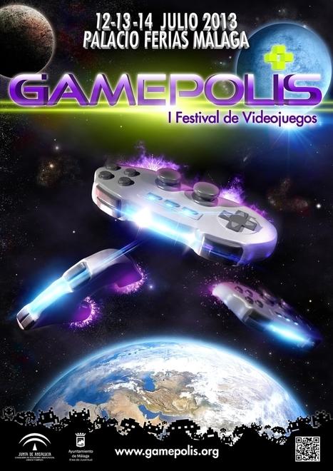 I Festival de Videojuegos Gamepolis en Málaga, del 12 al 14 de ... | gamerteca | Scoop.it