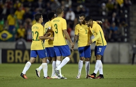 Brazil vs. Ecuador Copa America Pick, Odds, Prediction - Copa America Centenario 2016 | General News | Scoop.it