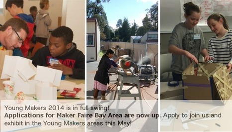 Young Makers | MakerMovement | Scoop.it
