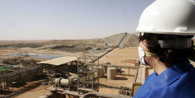 Areva accusée de négliger l'impact de ses mines d'uranium en Afrique | DRYPerpignan | Scoop.it