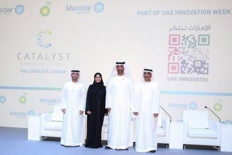 First startup accelerator in Middle East focused on sustainability and clean tech launched | Green Innovation | Scoop.it