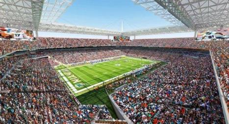 Miami-Dade delegation of state lawmakers leaves Dolphins stadium off list of 2013 priorities | The Billy Pulpit | Scoop.it
