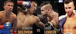 Gennady Golovkin vs David Lemieux live streaming | Watch Manny Pacquiao vs Floyd Mayweather Jr live | Scoop.it