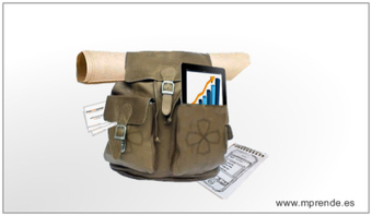 Qué llevar en tu mochila emprendedora | Mprende | Scoop.it