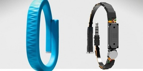 Folie des objets connectés : la startup Jawbone valorisée 3,3 milliards | Innovation & Technology | Scoop.it
